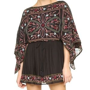 Frida Embroidered Free People dress